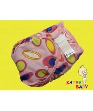 Katyv Baby Svrchní kalhotky na suchý zip (různé barvy)