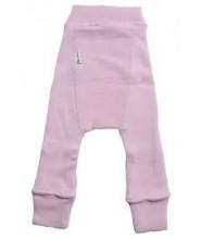 BabyIdea Wool longies - dlouhé vlněné kalhoty (různé barvy a velikosti)