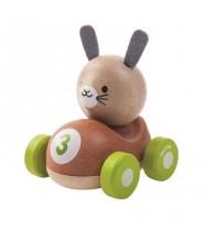 PlanToys Závodník - králíček
